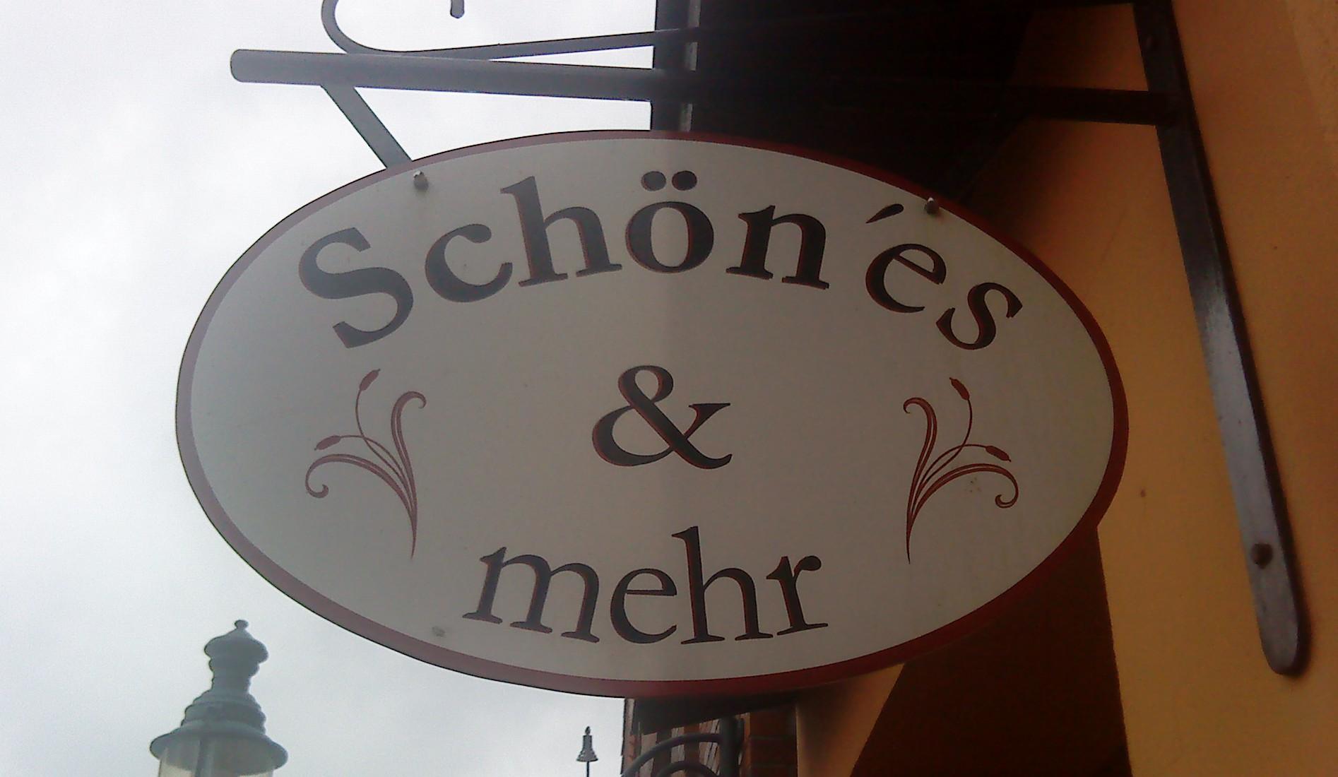Schön'er Apostroph