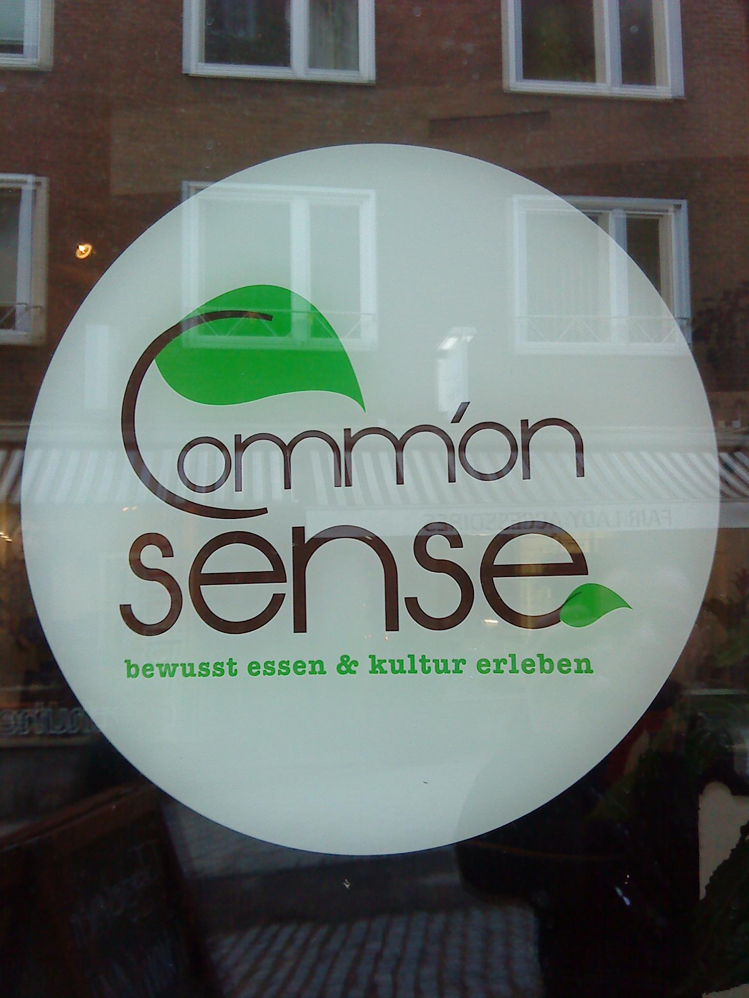 Comm On, Sense!
