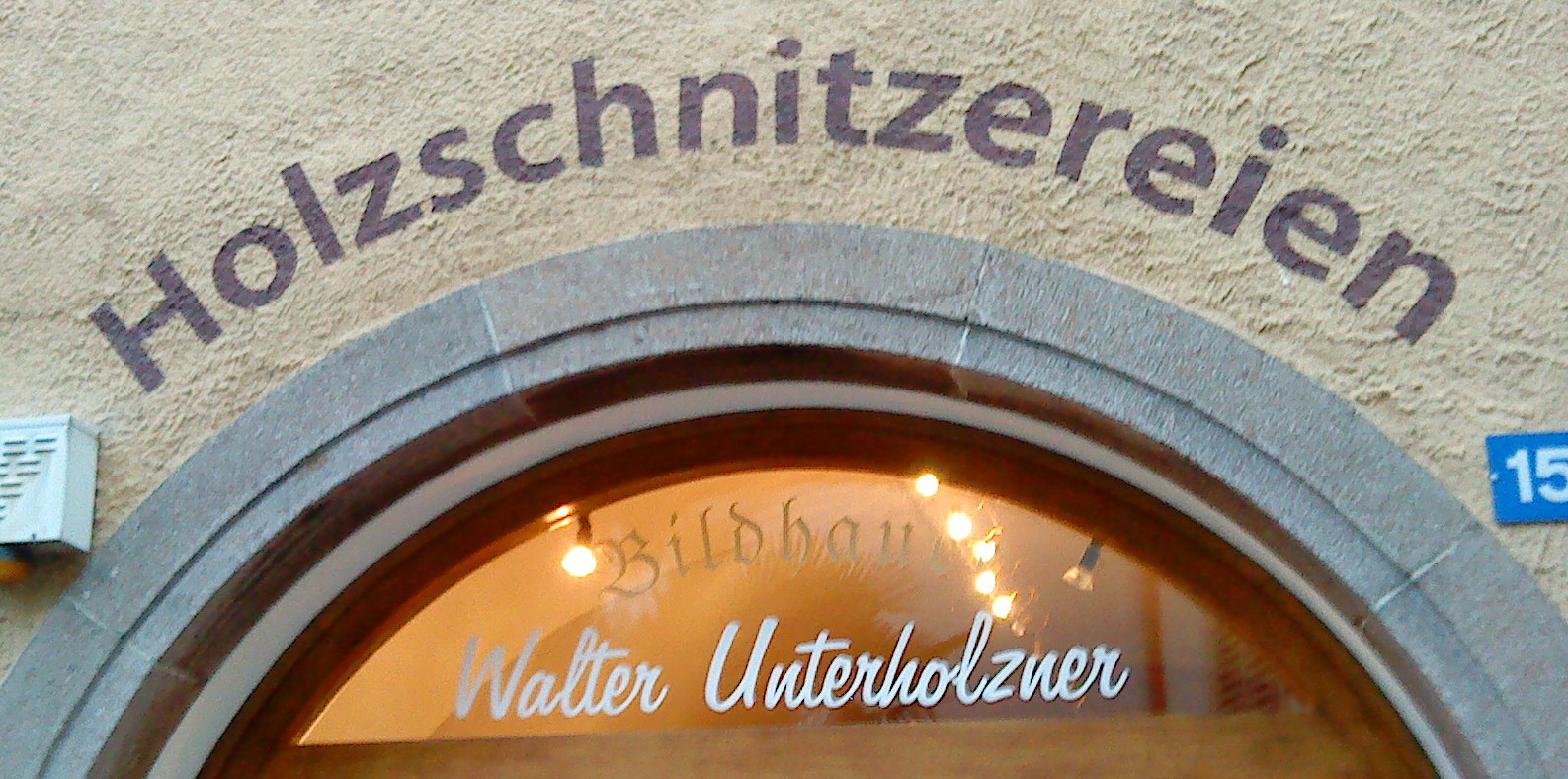 Unterholz-Schnitzer