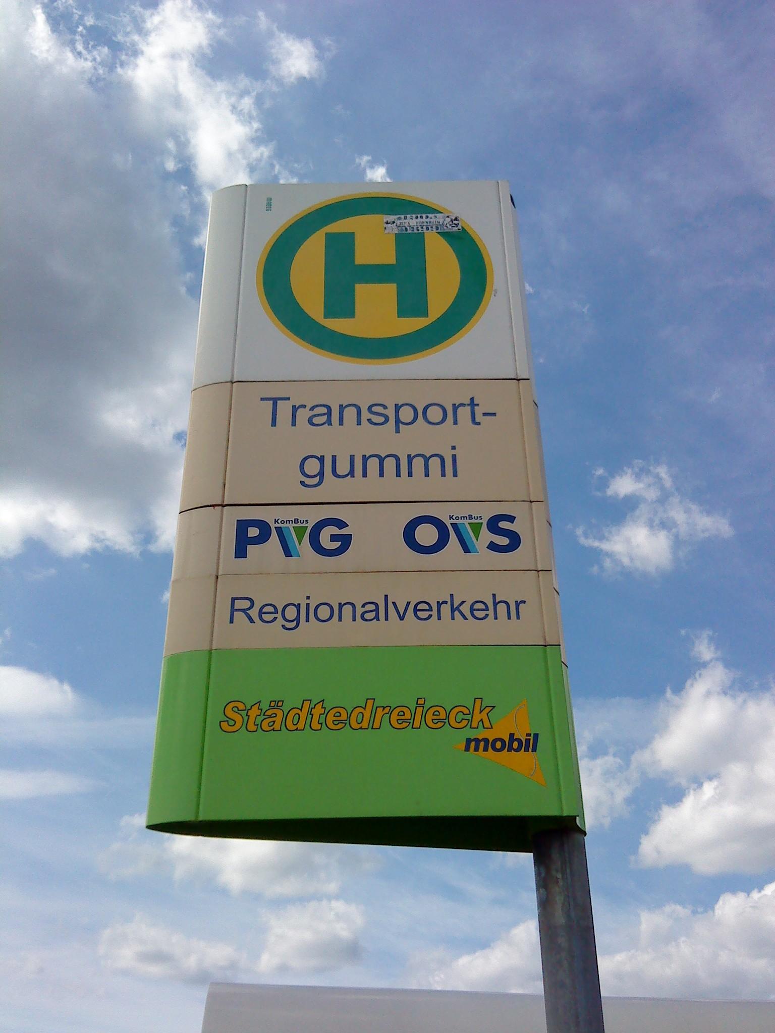(Regional-)Verkehr nur mit Verhüterli
