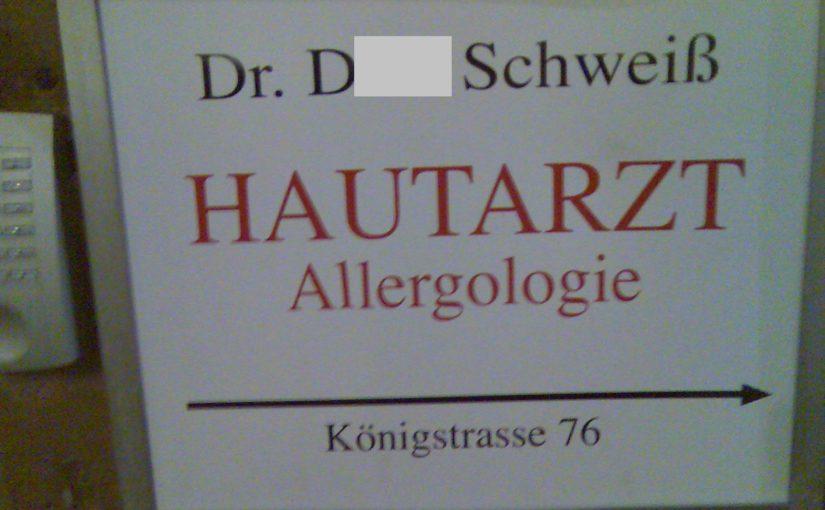 Doktor Schweiß
