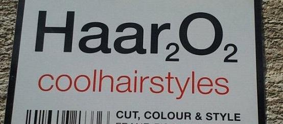 Haare bleichen, ungefragt