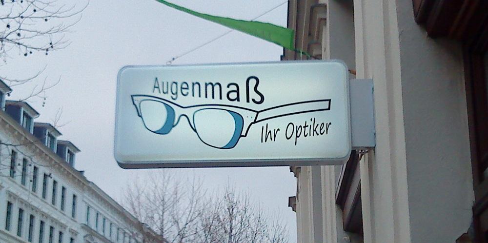 Optiker (IV) – Pi mal Daumen