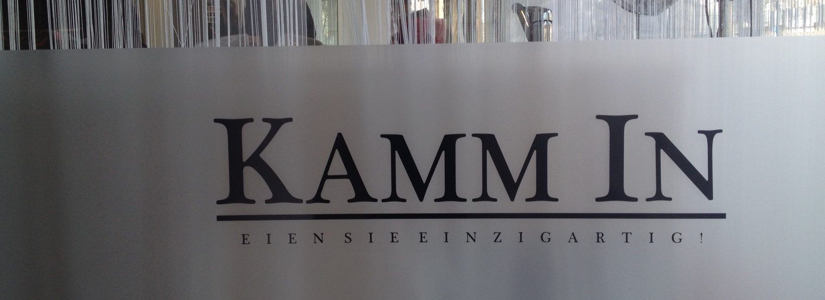…and Kamm out (II)