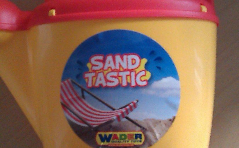Willkommen im Sandtasialand
